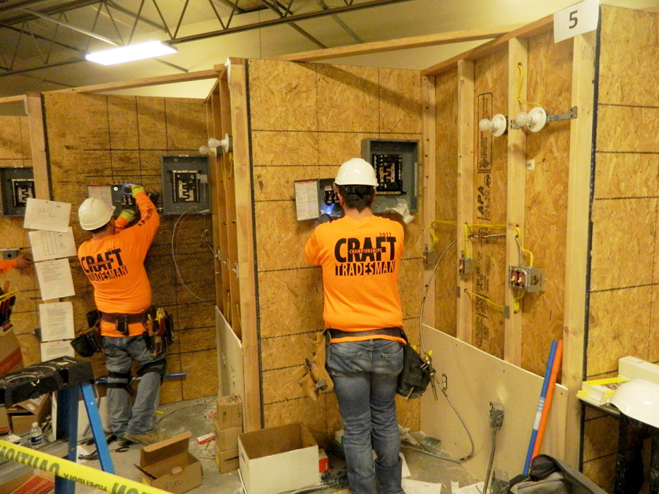 ABC Heart of America Craft Championships | excellence in construction awards61 | Associated Builders & Contractors