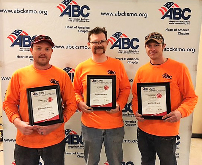 ABC Heart of America Craft Championships | excellence in construction awards63 | Associated Builders & Contractors