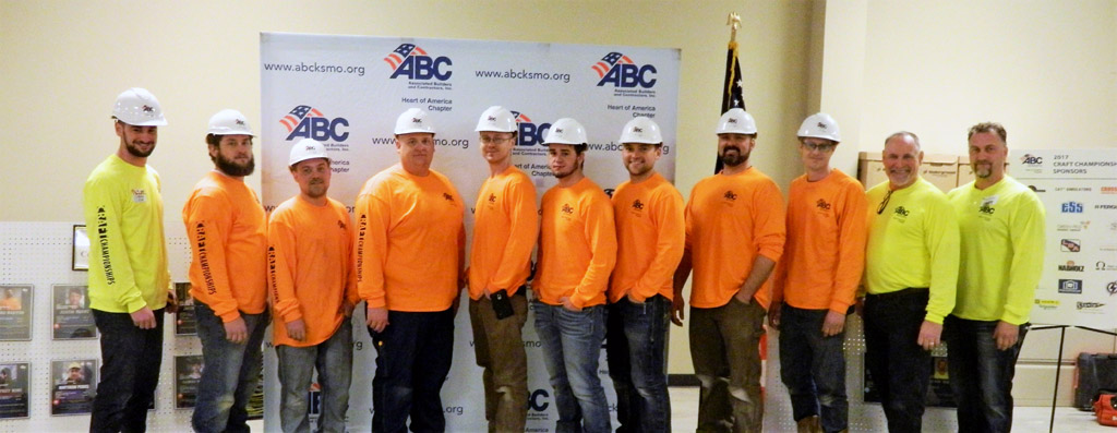 ABC Heart of America Craft Championships | excellence in construction awards64 | Associated Builders & Contractors
