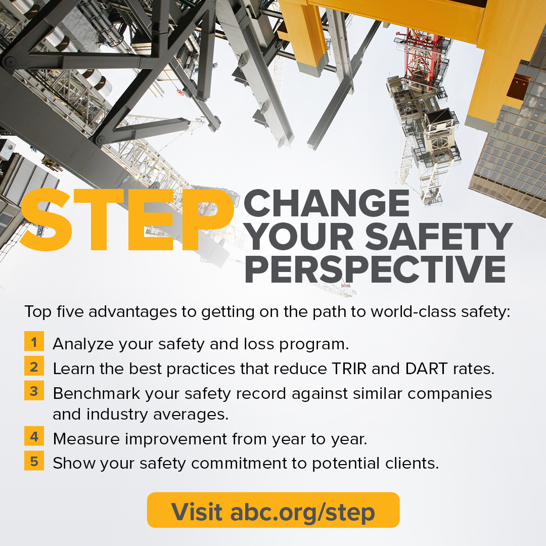 world-class safety with STEP