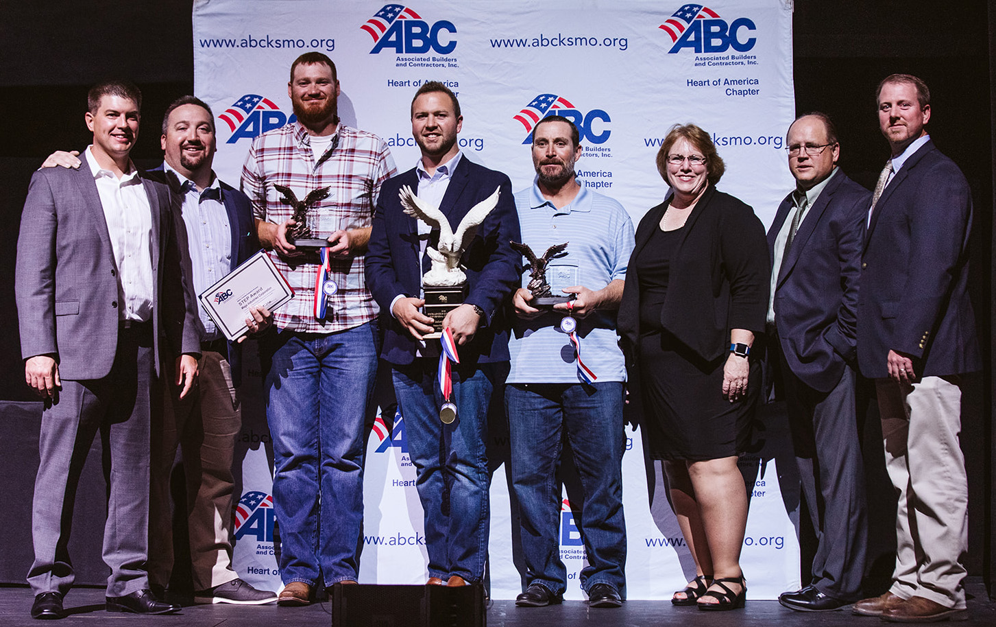 2020 Excellence In Construction Awards | MEGA Winners | Associated Builders & Contractors