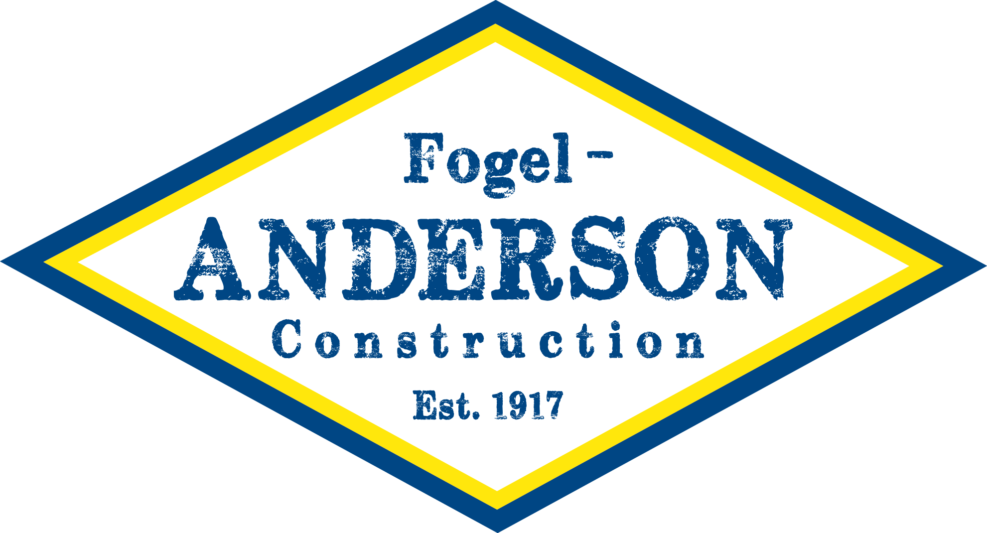 Home | Fogel Anderson LOGO PNG color 1917 2017 | Associated Builders & Contractors