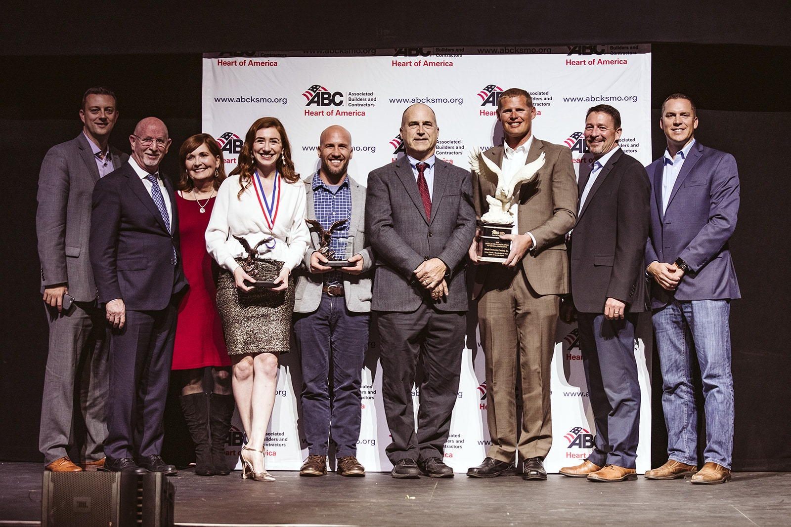2021 Excellence In Construction Awards | 76765502 2645955632137042 997871029147664384 n | Associated Builders & Contractors