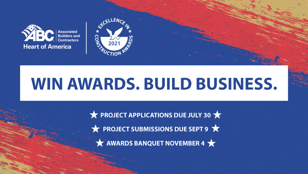 2020 Excellence In Construction Awards | Postcard web | Associated Builders & Contractors